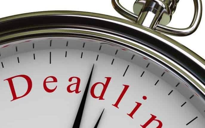 Too Little, Too Late: Importance of Timely Notice
