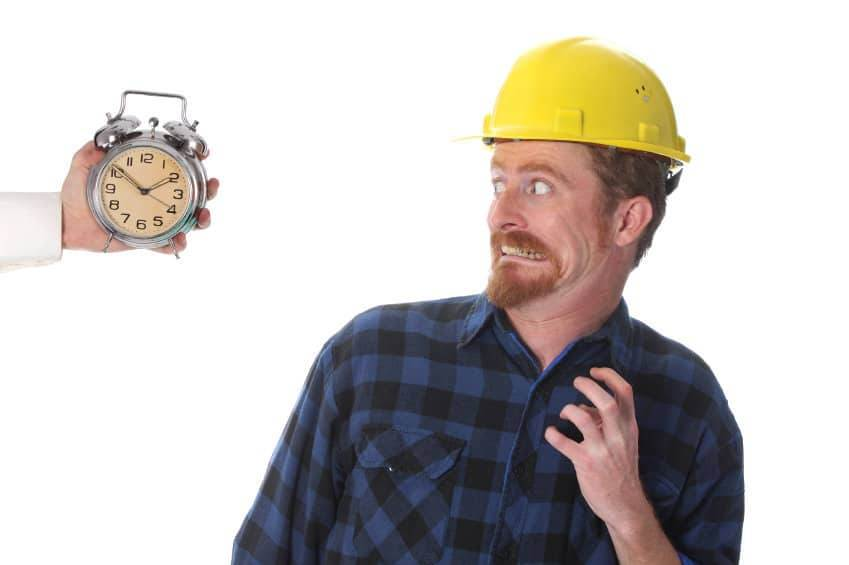 Time Is Of The Essence In Your Construction Contract, And It Matters