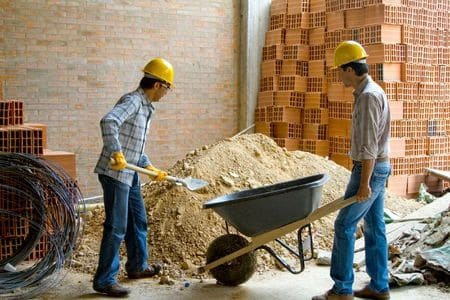 Does a laborer have lien rights?